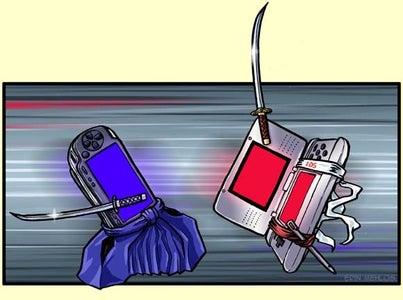 DS vs PSP !