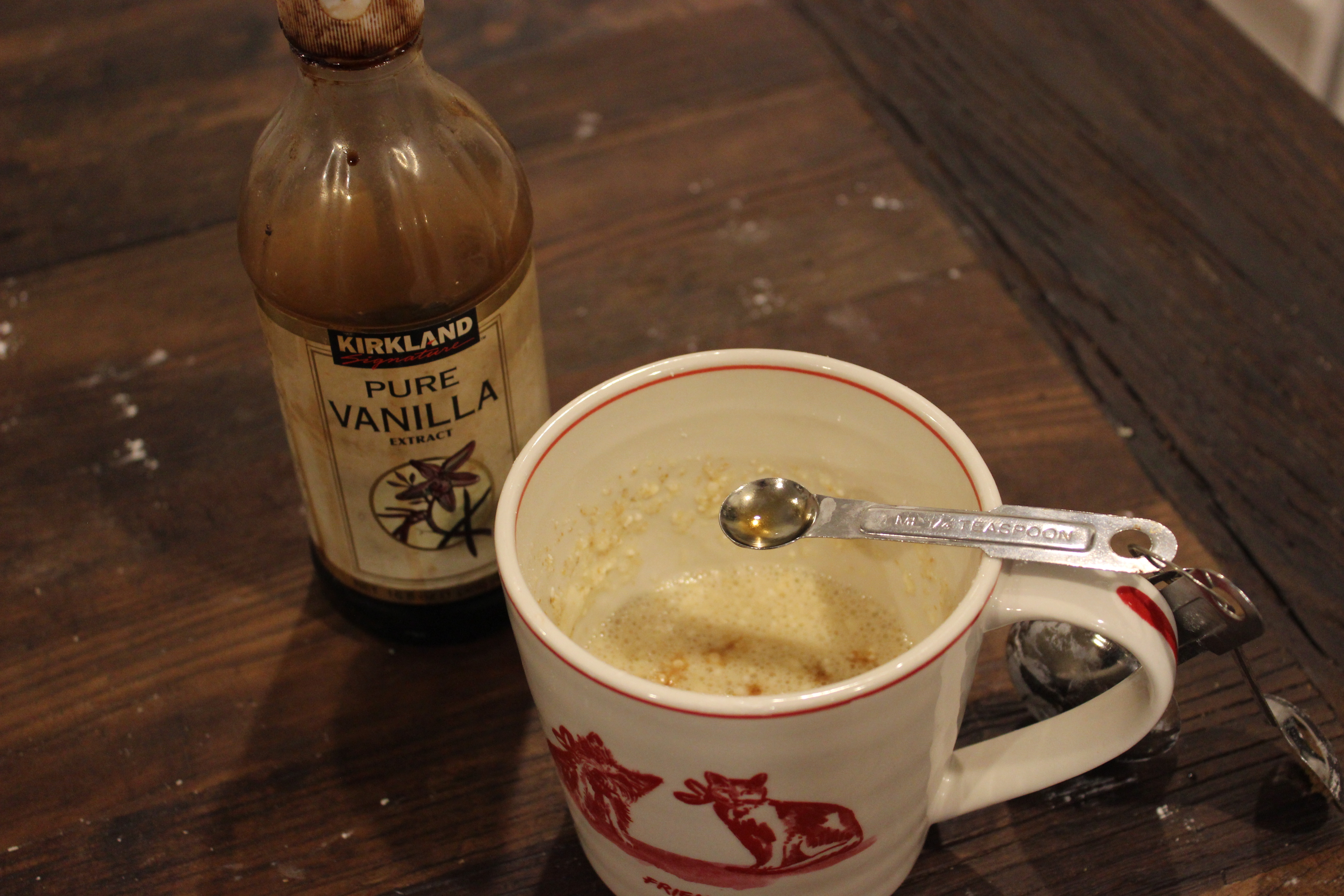 Picture of Add in Vanilla Extract