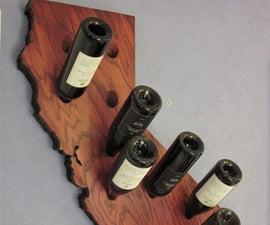 California Wine Rack