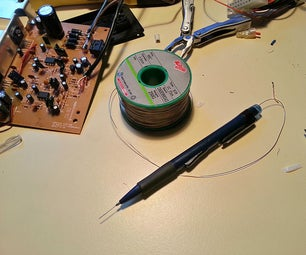 Pen Solder Feeder Hack