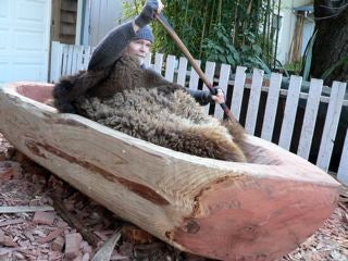 Get Your Dugout Canoe in the Water!