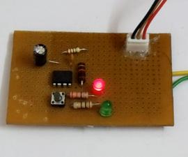 DIY   Adjustable Timer Using 555 & Potentiometer