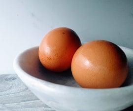 Pasteurize Eggs