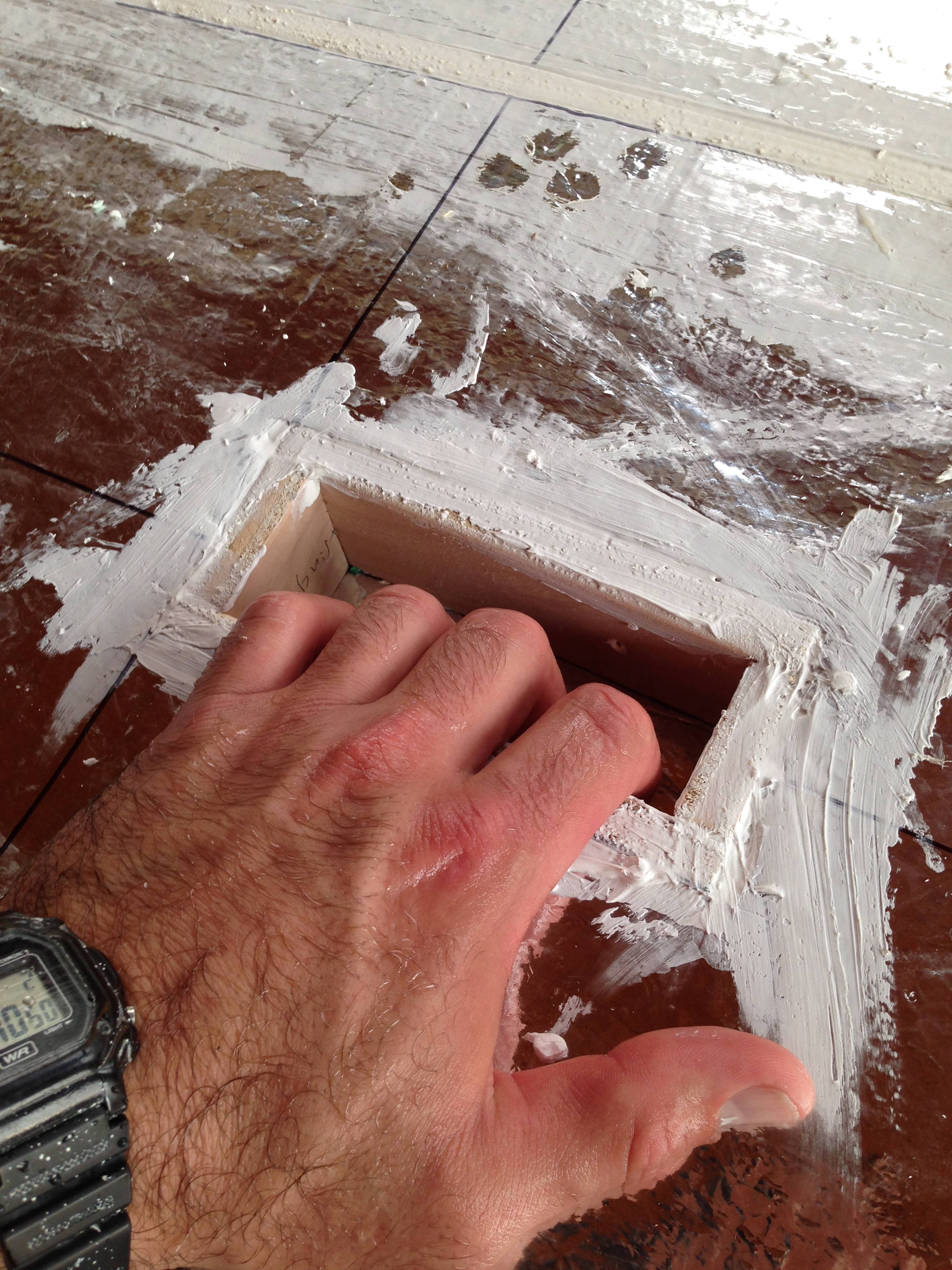 Picture of Adding Handle Box
