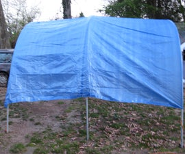 cheap simple shelter