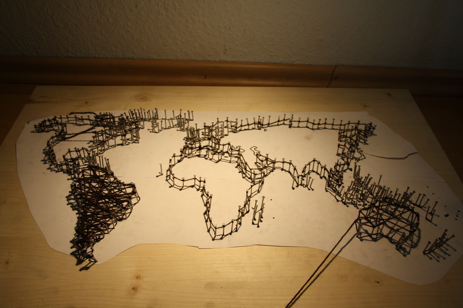 Picture of String Chaos