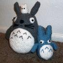 Amigurumi My Neighbor Totoro