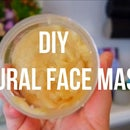 DIY Natural Face Mask