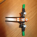 Lego Minifigure Wings