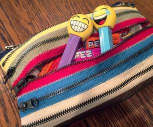 How to Make Zipper Bag