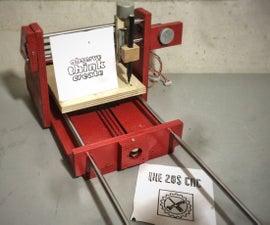 The 20 $ CNC: a Plotter