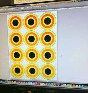 Design and Print Eyes