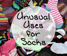 37+ Unusual Uses for Lonely Socks