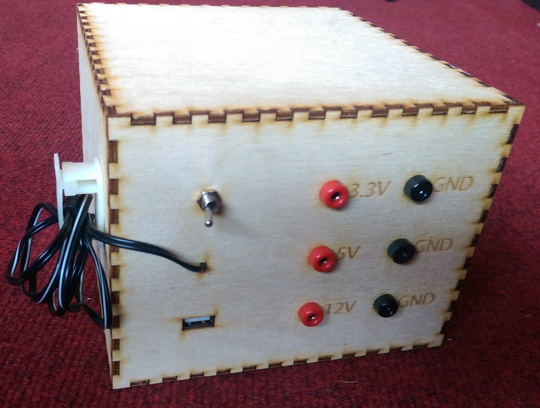 Picture of Pc Power Supply for DIY Projects