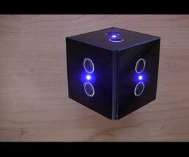 CUBIC METER (arduino + Hc-sr04 Sensors)