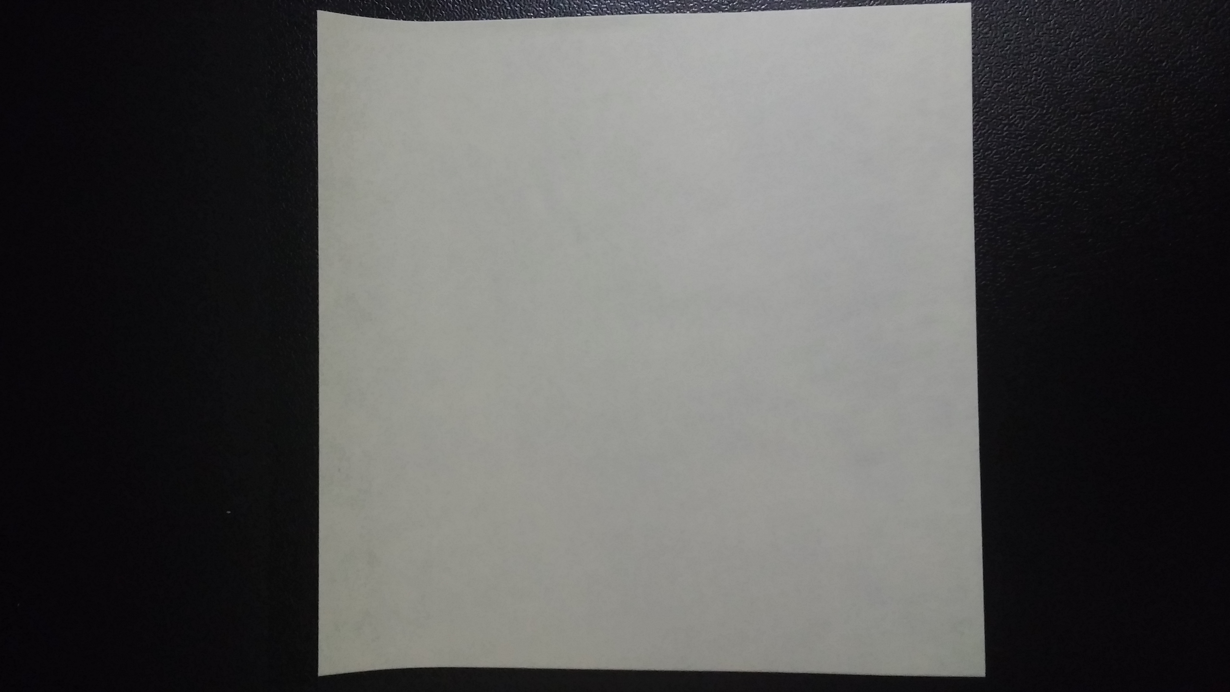 Picture of Fold Your Stick Note in Half