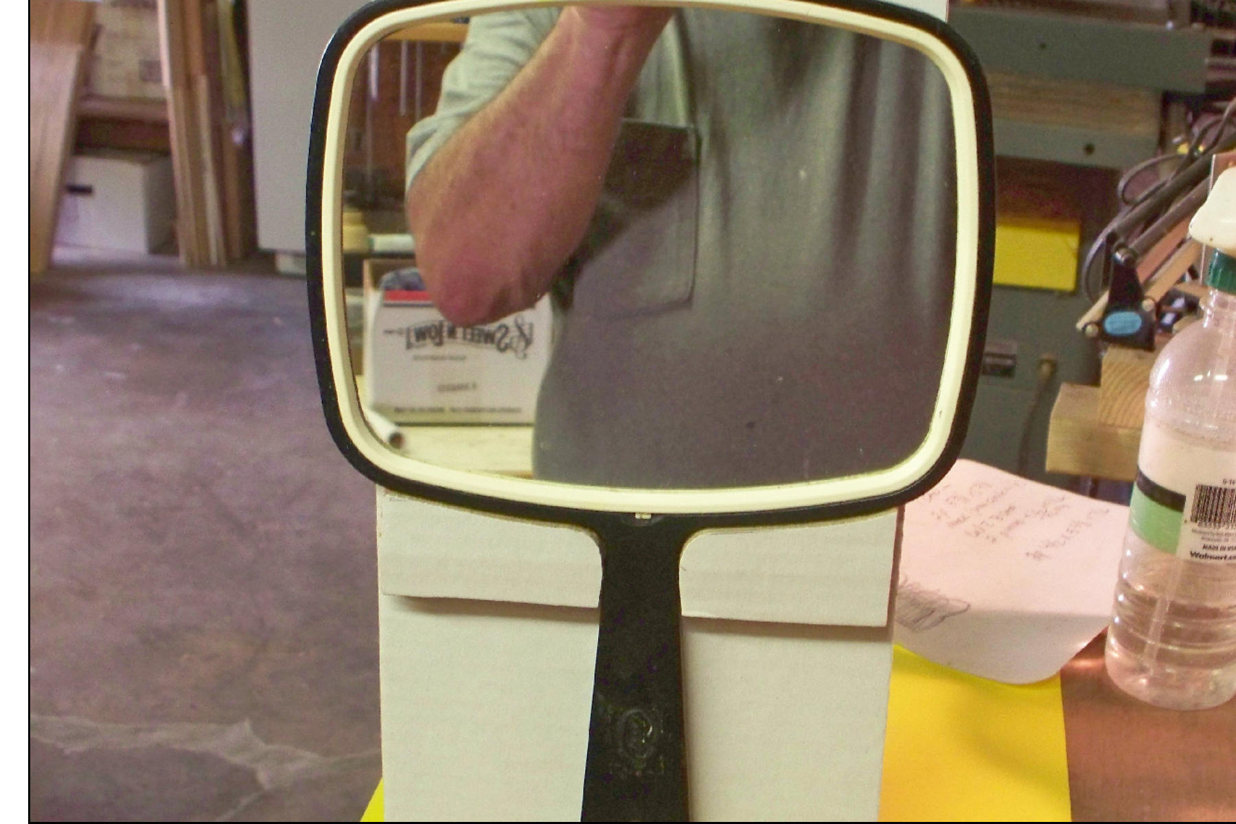 Picture of Make Optional Mirror Holders