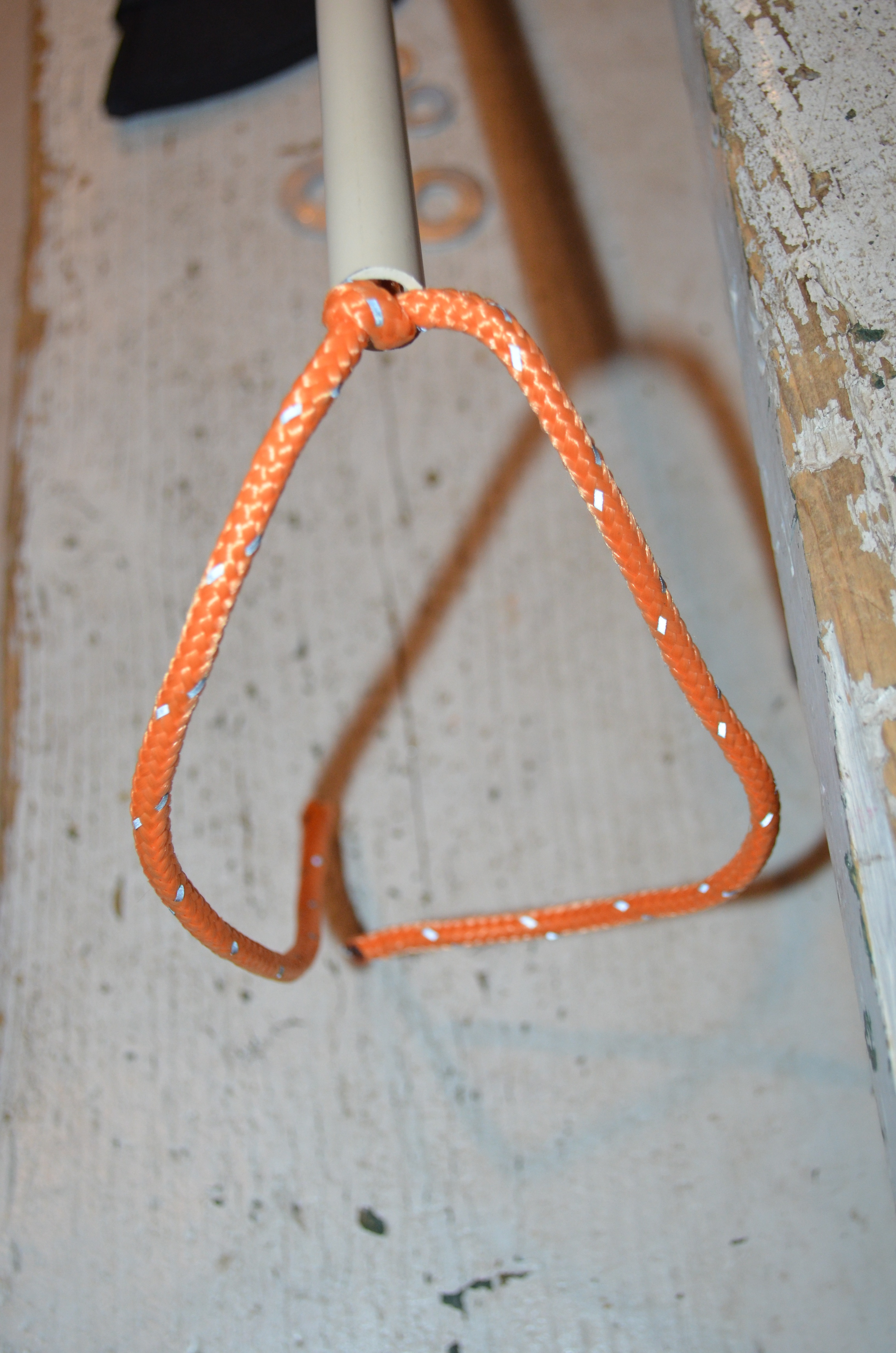 Picture of Attach Carabiners.