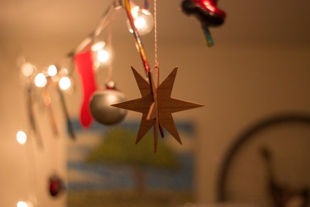 Easy Wooden Ornaments