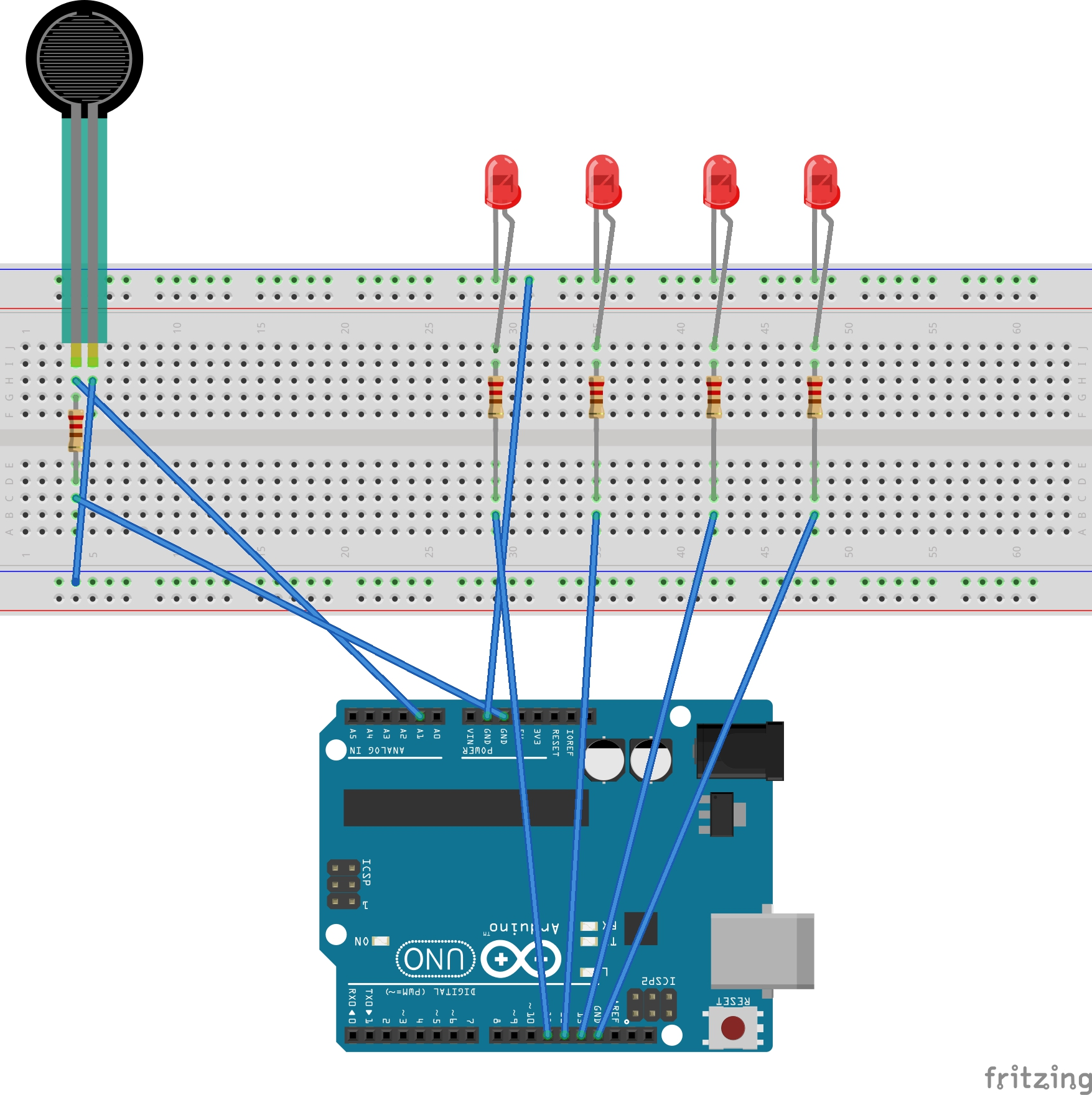 Picture of My Arduino Setup