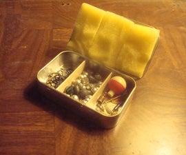 Altoids tin Trout fishing mini tackle box!