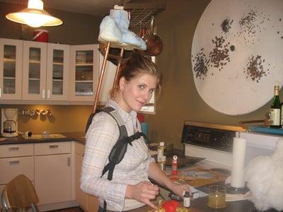 Headless Marie Antoinette Halloween Costume