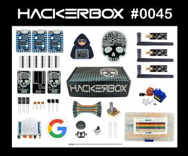HackerBox 0045: Spark Net
