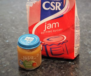 2 Ingredient Jam