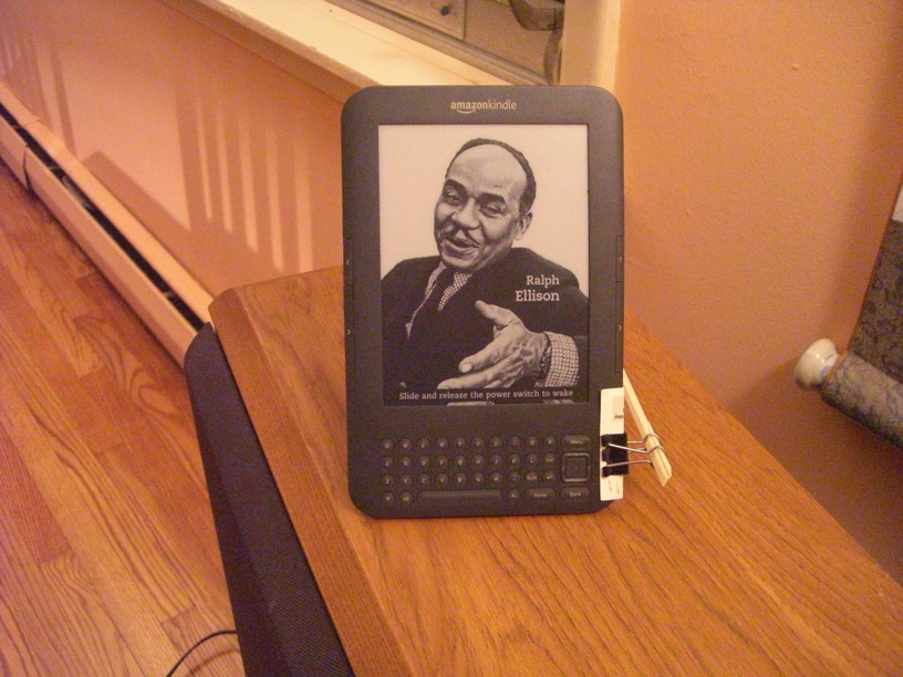Picture of Kindle EBook Reader Stand, Cheap and Portable