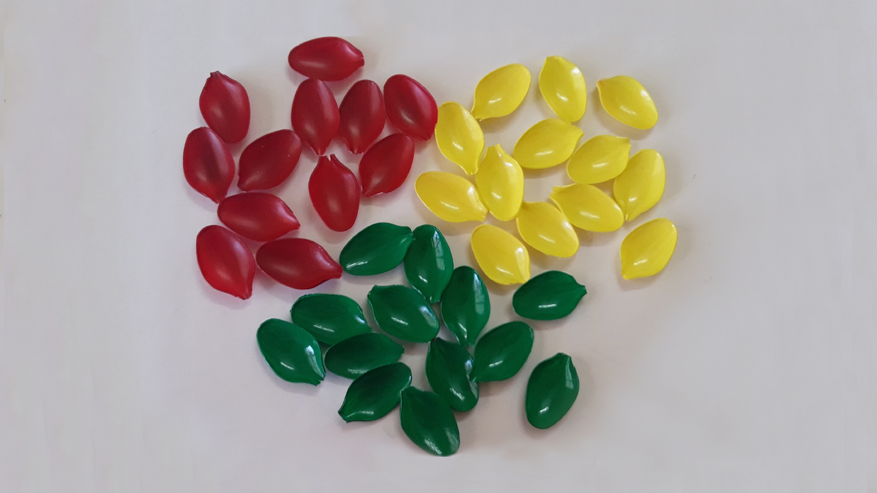 Picture of Cut the Spoons and Get Petal Shapes