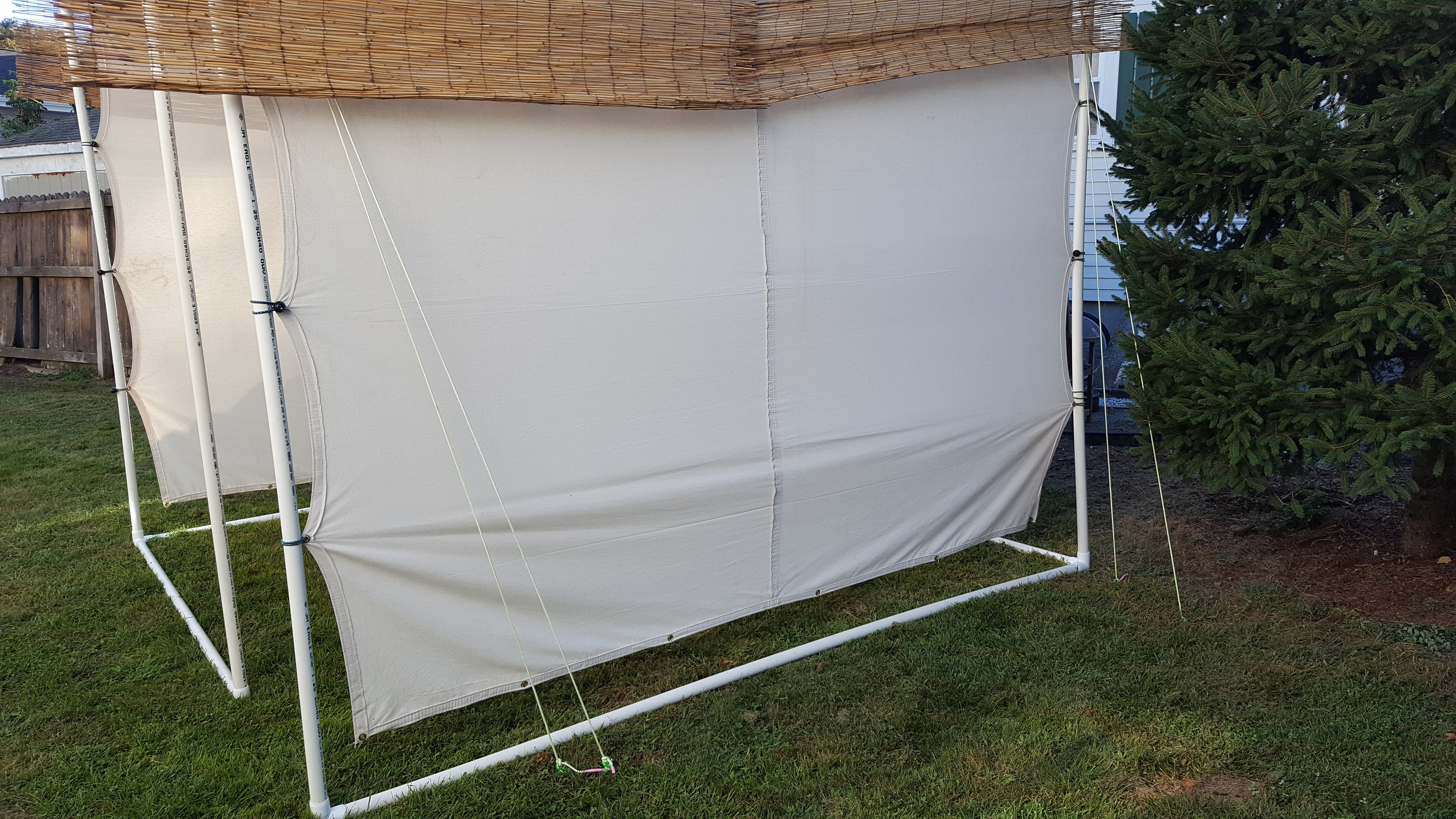 Picture of Stake the Sukkah to Earth
