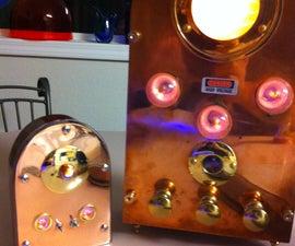 Mini Me Plasma Display