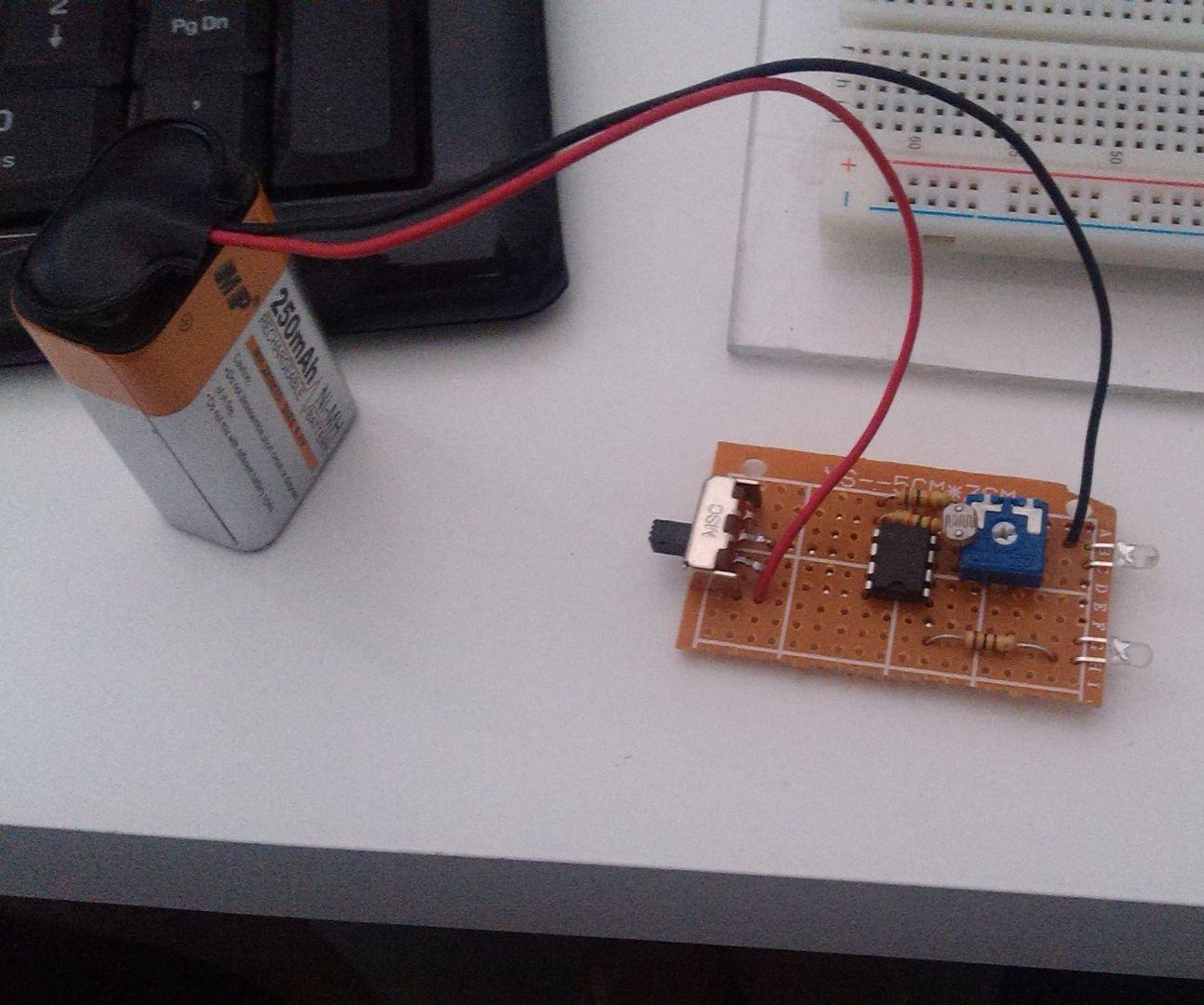120 volt led night light circuit - Led Night Light Dark Sensor