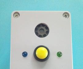 Intercom Arduino, A6 Module With Amplifier