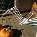 Spider From PVC Pipe