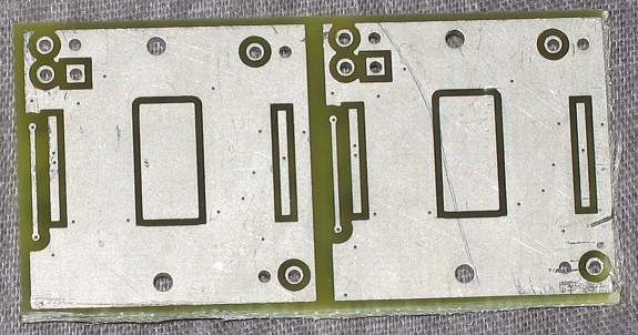 Picture of PCB Top Side