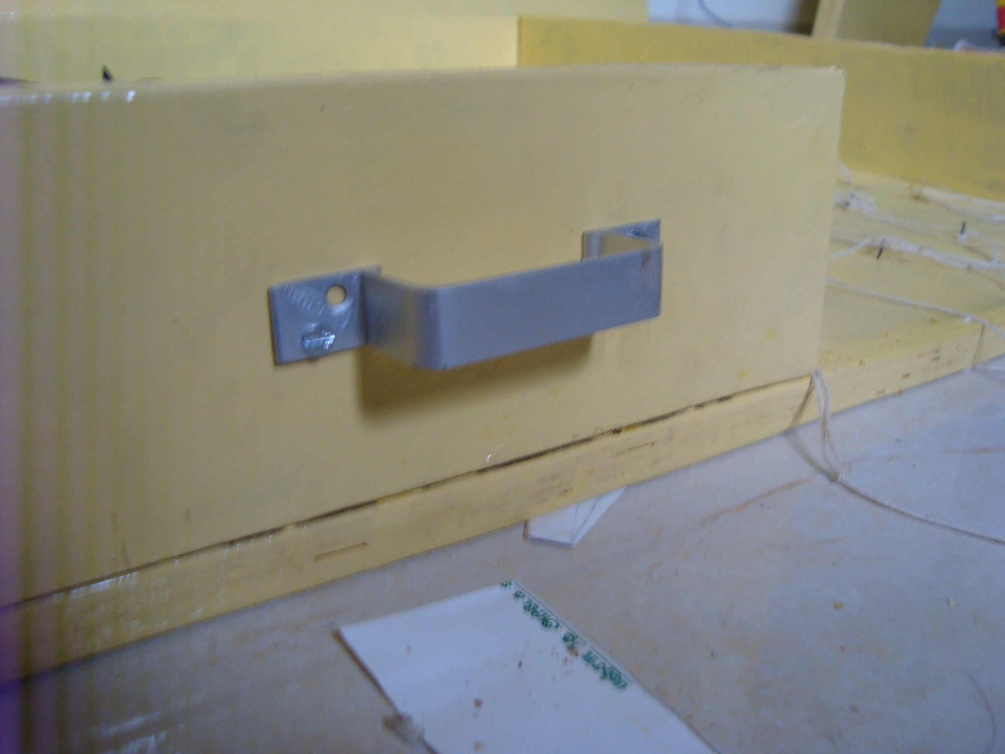 Picture of Sanding, Painting & Screwing