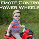 Remote Control Power Wheels ATV Safe For Kids Under $150 !!!