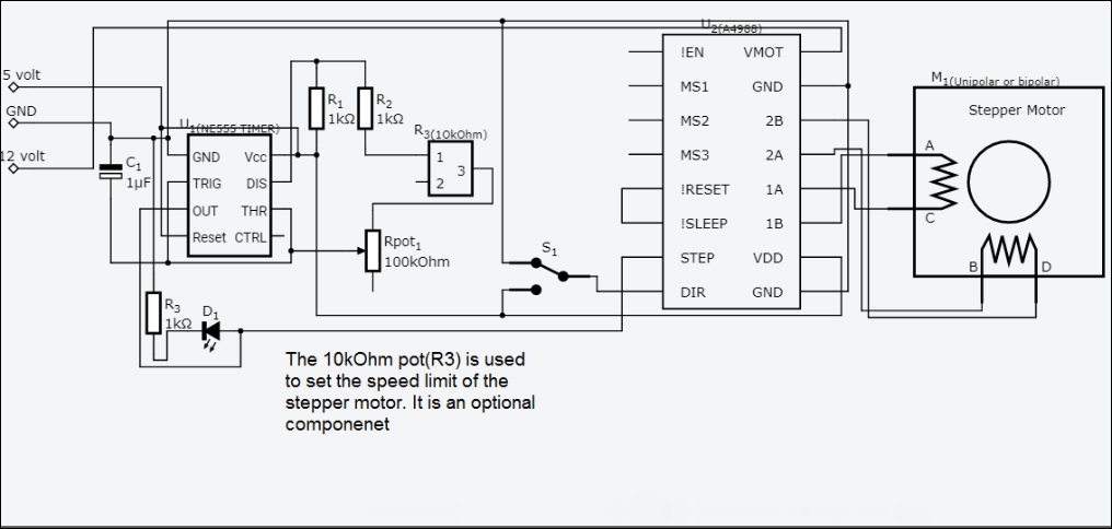 Picture of Follow the Circuit Diagram and Set Up Everything
