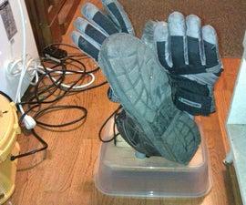 Passive Glove/boot Dryer