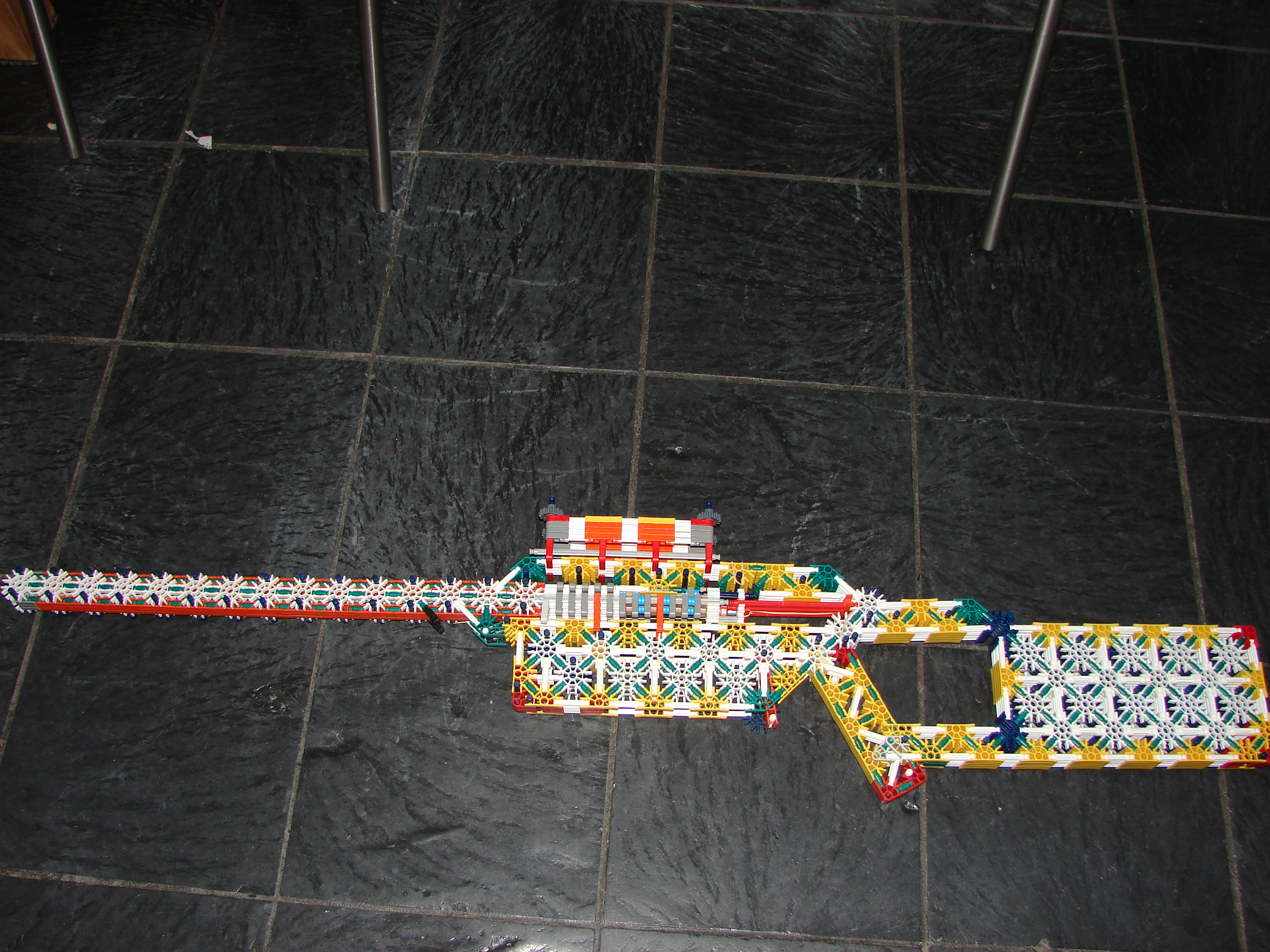 Picture of Knex Sniper Rifle From Halo