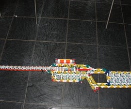 knex sniper rifle from halo