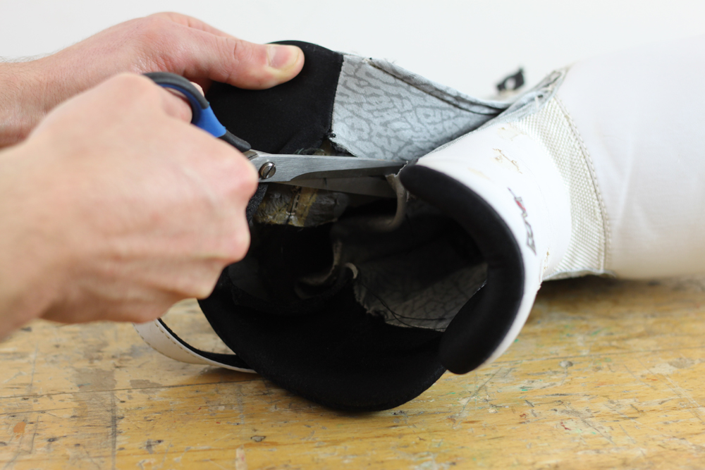 Picture of Wakeboard Binding Lining Repair