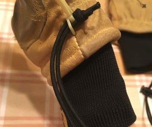 Kinco Winter Glove Leash