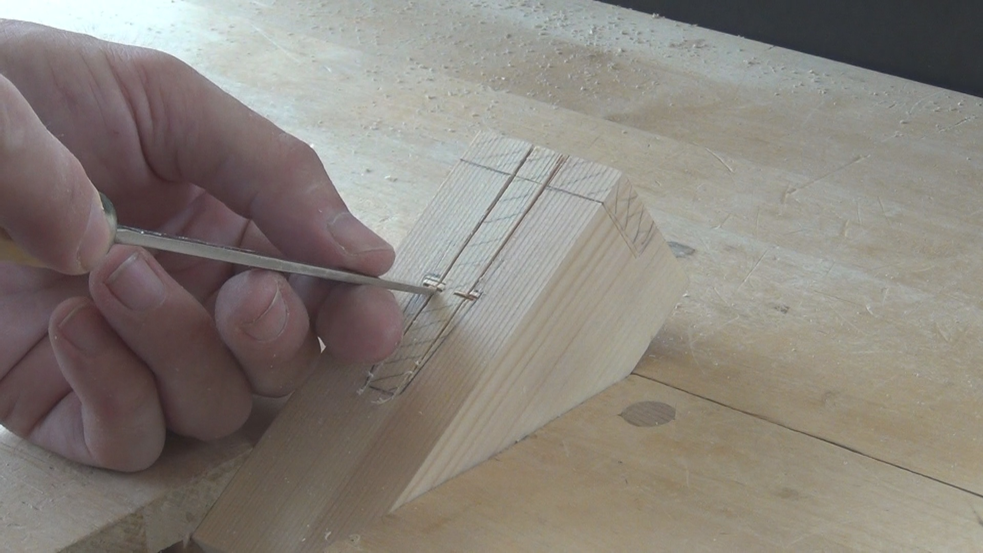 Picture of Cutting the Female Part