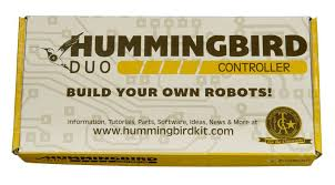 Picture of Introduction to Robotics for Elementary School Students With Hummingbird Controllers
