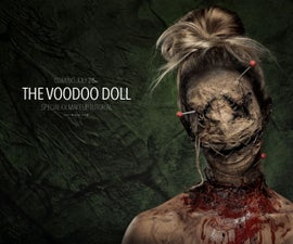 Voodoo Doll SFX Makeup Tutorial
