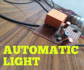 How to Make a Automatic Light