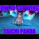 Taichi Panda | How to Get Wings