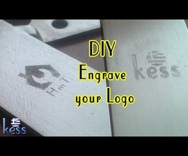 DIY Engraving - Etching Your Logo